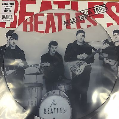 The Beatles - The Decca Tapes *PICTURE DISC* Vinyl LP - BRAND NEW