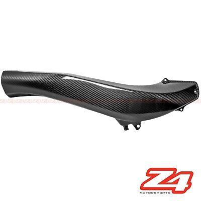 2015-2019 Ninja H2 Left Air Duct Ram Intake Tube Panel Fairing Cowl Carbon Fiber