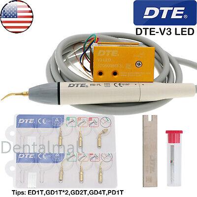 Us Woodpecker Dental Ultrasonic Piezo Built In Scaler Dte V3 Led For Dental Unit