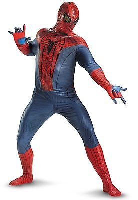 The Amazing Spider-Man Theatralisch Qualität Erwachsene Kostüm Größe 50-52 (Qualitäts Erwachsene Kostüme)