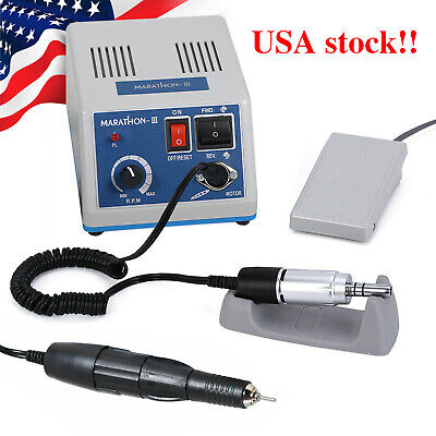 Dental Lab Marathon Micro Motor Polishing Machine 35k Rpm Polishing Handpiece