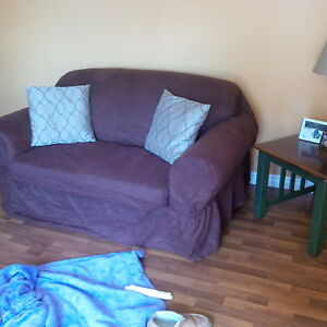 love seat brown couch cover