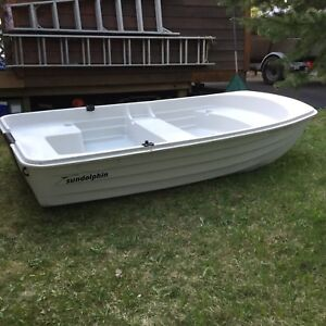 New boat never used