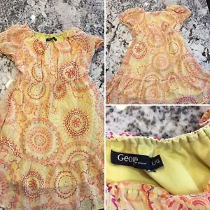 Young Girls Formal/Summer Dresses Size 6-8 pt.2