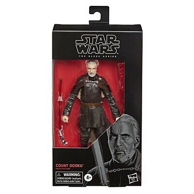 Star Wars Black Series Wave 24 - Count Dooku IN STOCK