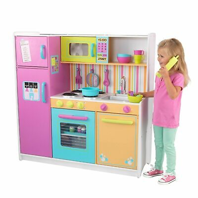 Kitchen Toy Play Set For Girls Children Kids Cooking Playset Pretend Toys (Best Childrens Play Kitchen)