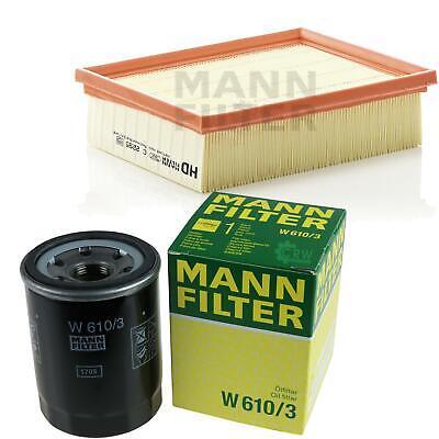 MANN-Filter Set Ölfilter Luftfilter Inspektionspaket MOL-9693418