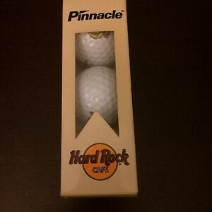 Golf Balls Hard Rock Cafe