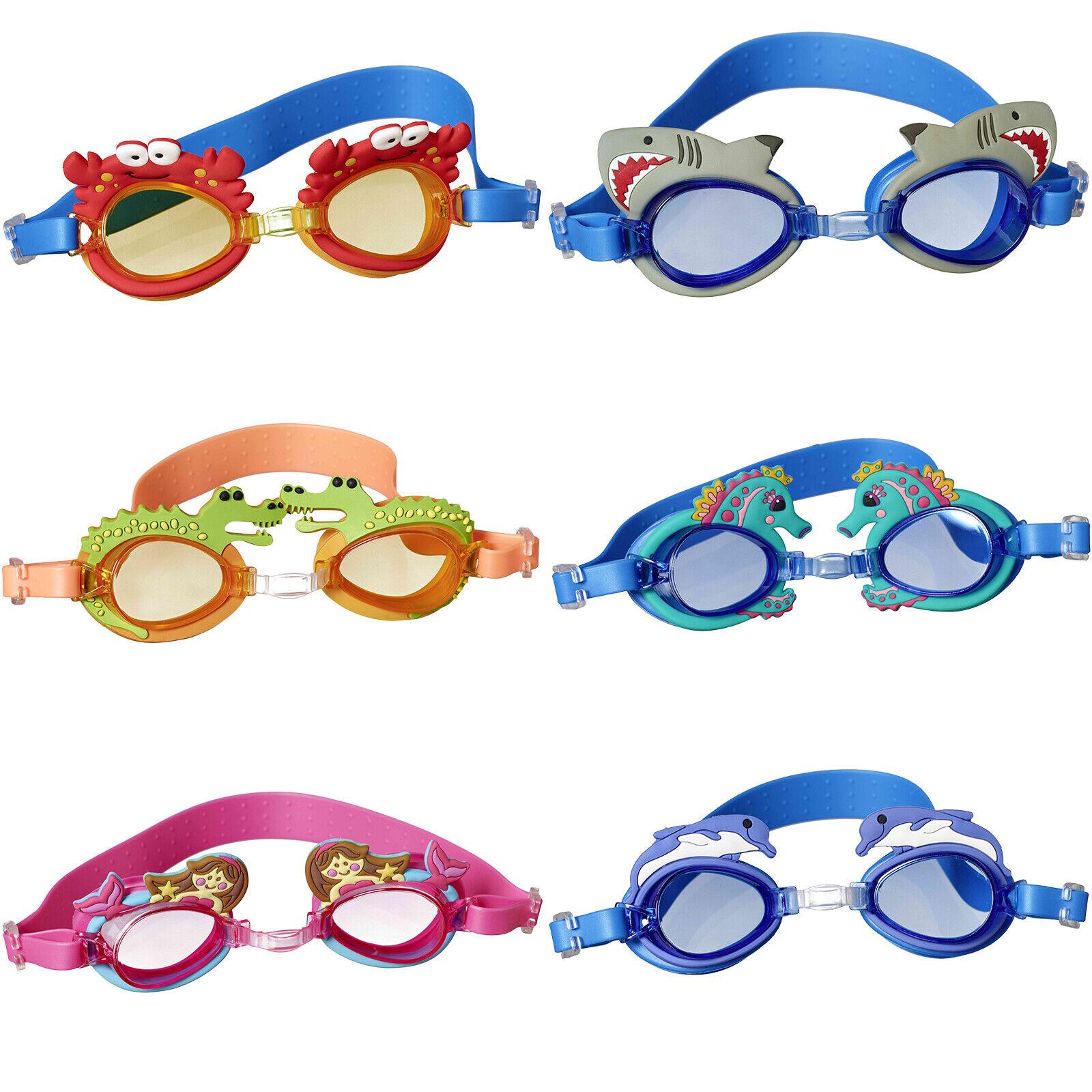 Best Sporting Kinder Schwimmbrille Taucherbrille UV-Schutz Antibeschlag