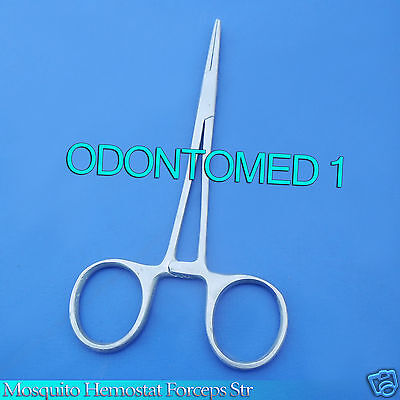 MOSQUITO HEMOSTAT LOCKING FORCEPS STR 5