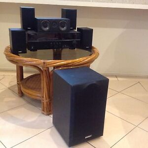 AV Receiver and Speakers Port Macquarie Port Macquarie City Preview