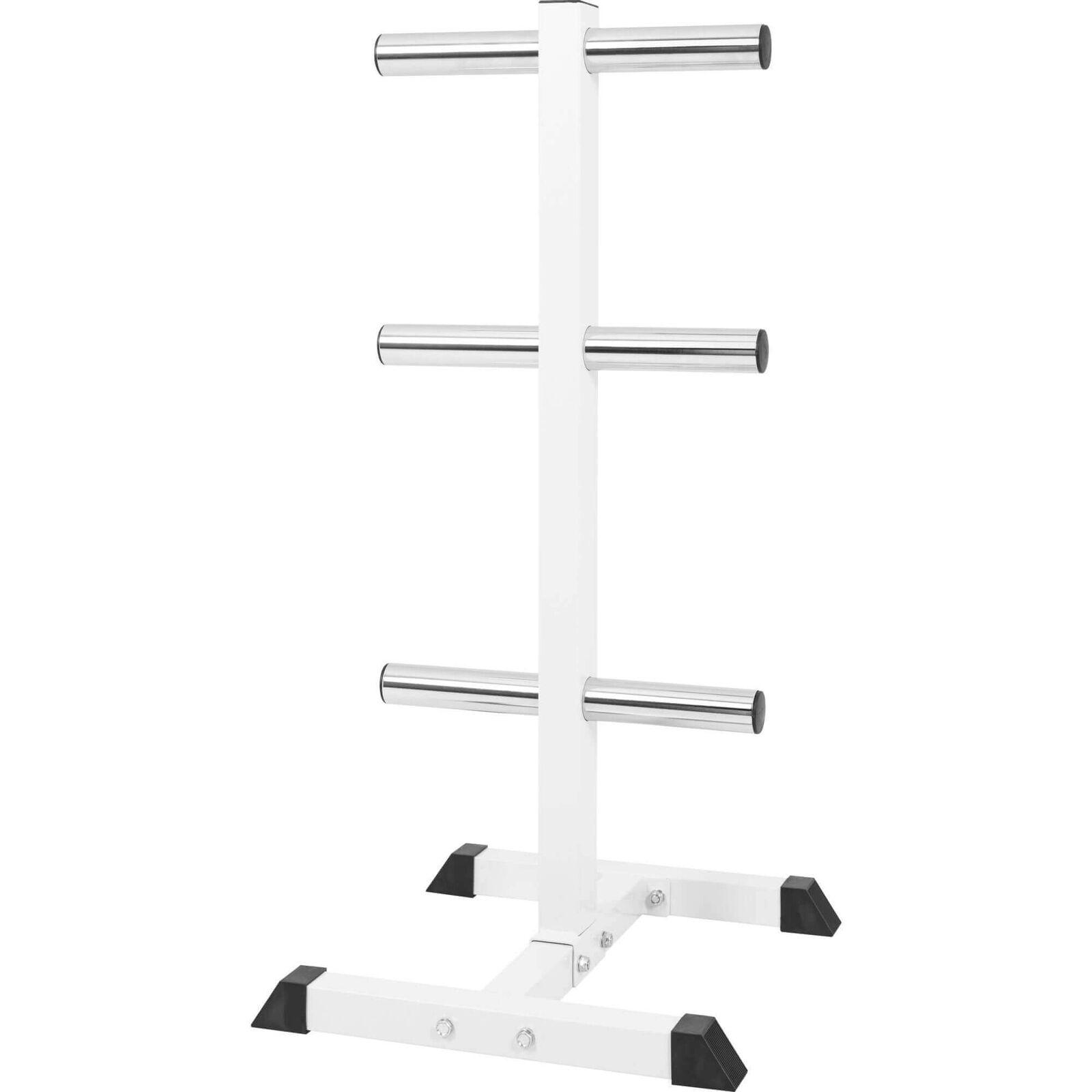 GORILLA SPORTS® Hantelscheibenständer mit 6 Aufnahmen 50/51 mm Olympia bis 350kg