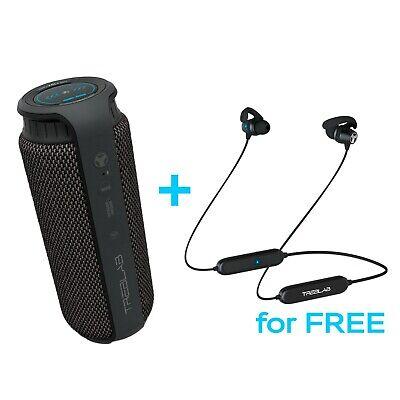 Premium TREBLAB HD55 Bluetooth Speaker + FREE GIFT - N8 Best Athletic