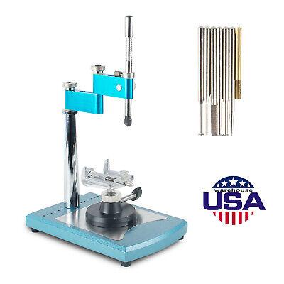 Dental Parallel Surveyor Visualizer Adjustable Spindle Equipment With 7 Burs Fda