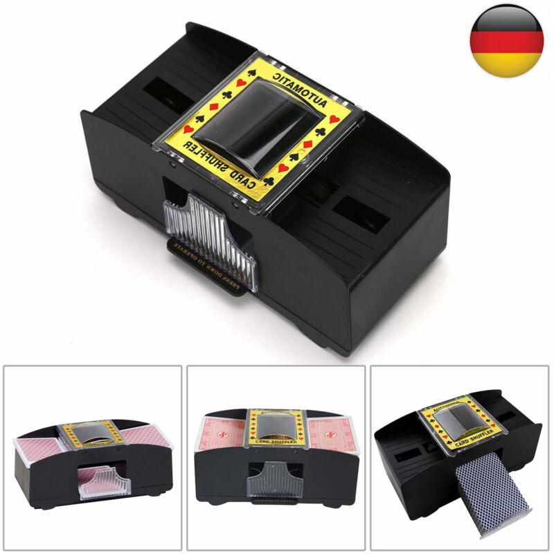 Poker Kartenmischmaschine Elektrisch Kartenmischgerät Kartenmischer Automatische
