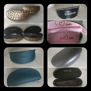 Sunglass cases Michael Kors Guess Bebe GANT 4 of each available B