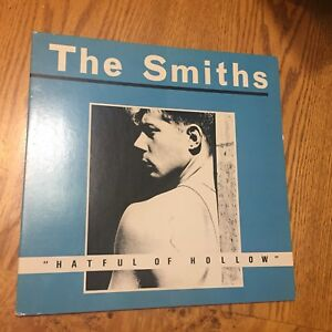 The Smiths. Hatful of Hollow. 1984 rough trade Canada