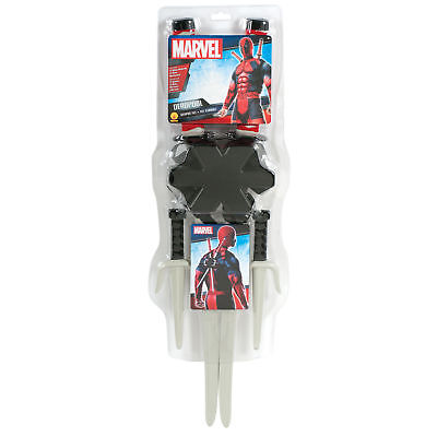 Rubie's Marvel Classic Deadpool Weapon Costume Accessory Kit