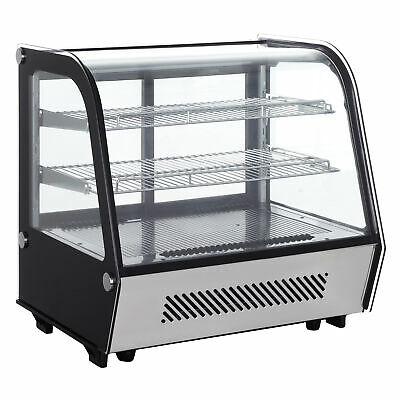 Doughxpress Dxp-ref28 37 Full Service Countertop Refrigerated Display Case ...