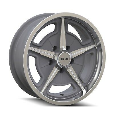 CPP Ridler 605 wheels 20x8.5 + 20x10 fits: FORD F100 48-79, FORD F150 87-96, used for sale  USA
