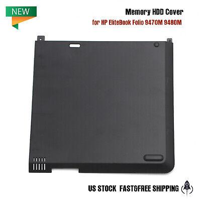 NEW Memory HDD Cover for HP EliteBook Folio 9470M 9480M 6070B0669801 Bottom Case