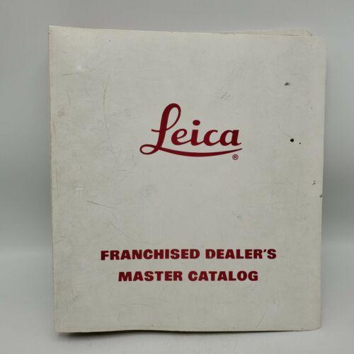 Rare 1979 Leica Franchised Dealer