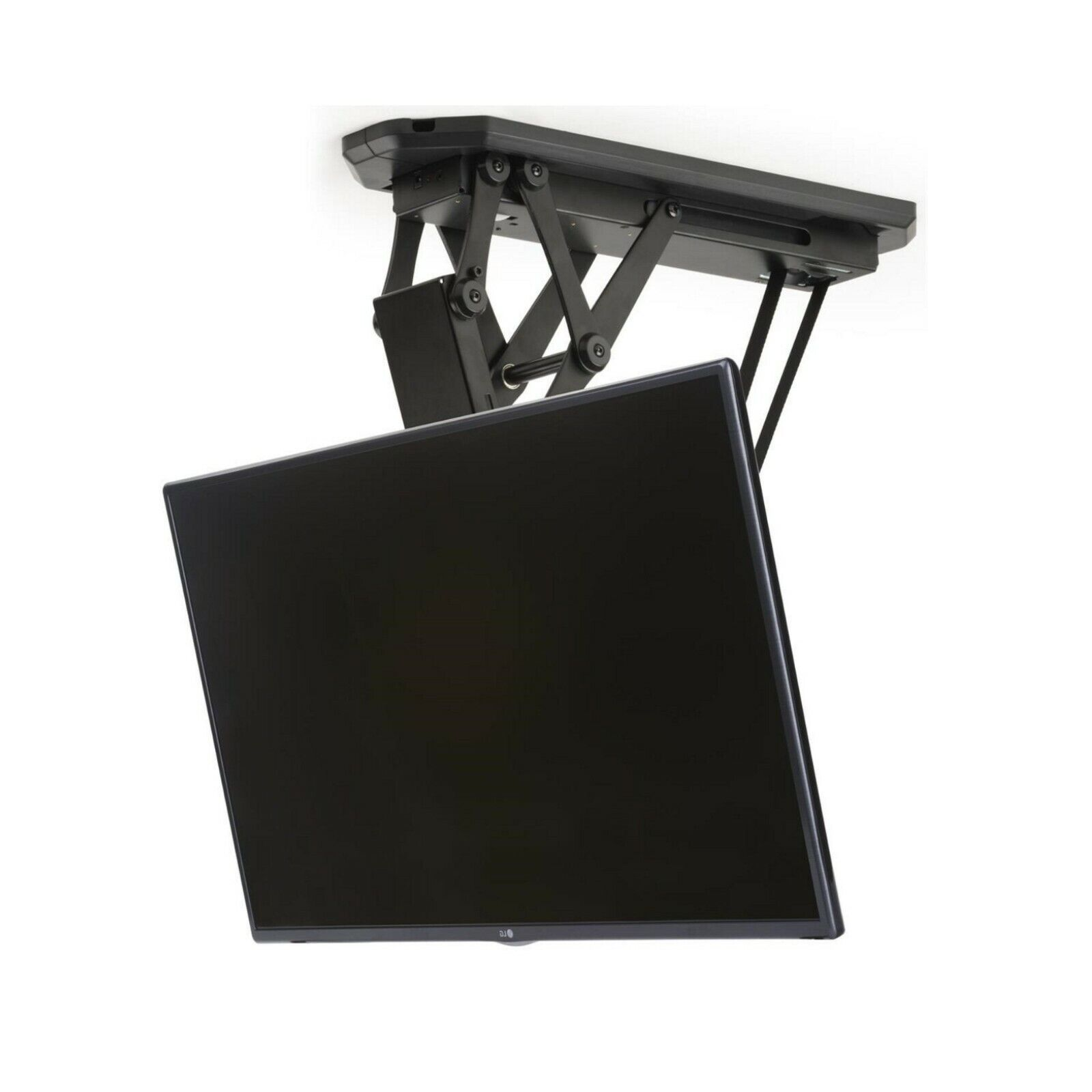 Motorized Flip Down TV Ceiling Mount for TV's up to 70 inch