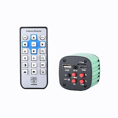 16mp Hd Hdmi 1080p Digital Magnifier Industry Microscope Camera Hdmi Tv Out Remo