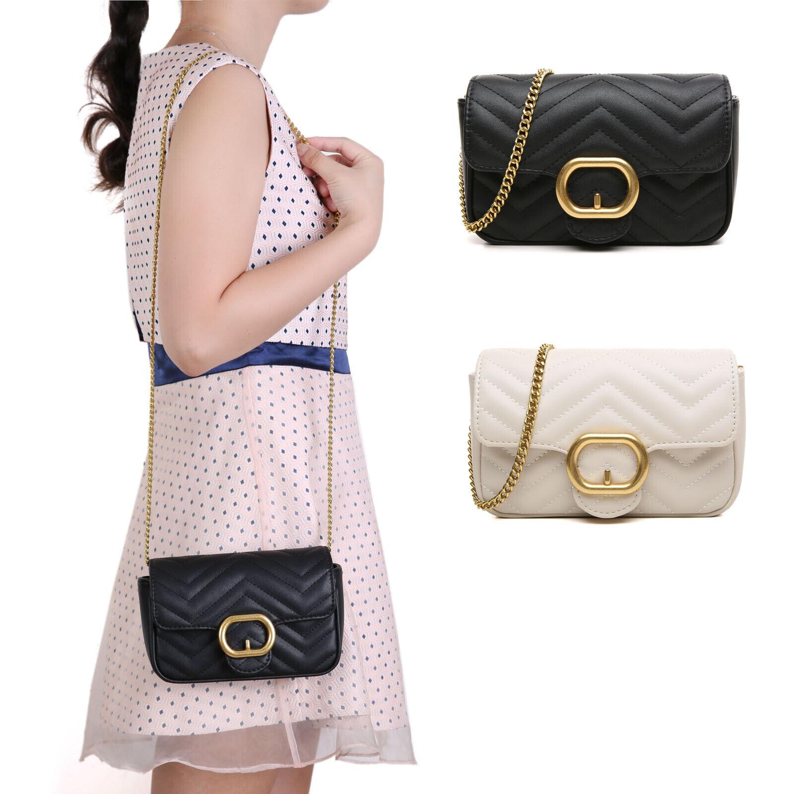 women s shoulder handbag quilted crossbody bag