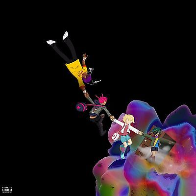 OFFICIAL Lil Uzi Vert The Perfect Luv Tape August 2016 Rap (Mix CD)