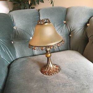 Tiffany candle lamp Regina Regina Area image 1