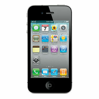 Apple iPhone 4 16GB Unlocked GSM (DEMO) Phone - Black