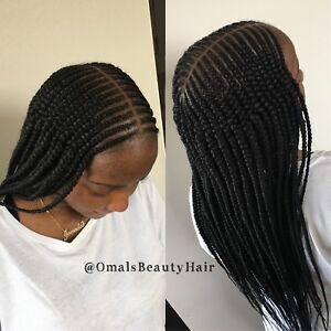 Hair Stylist (Braider)