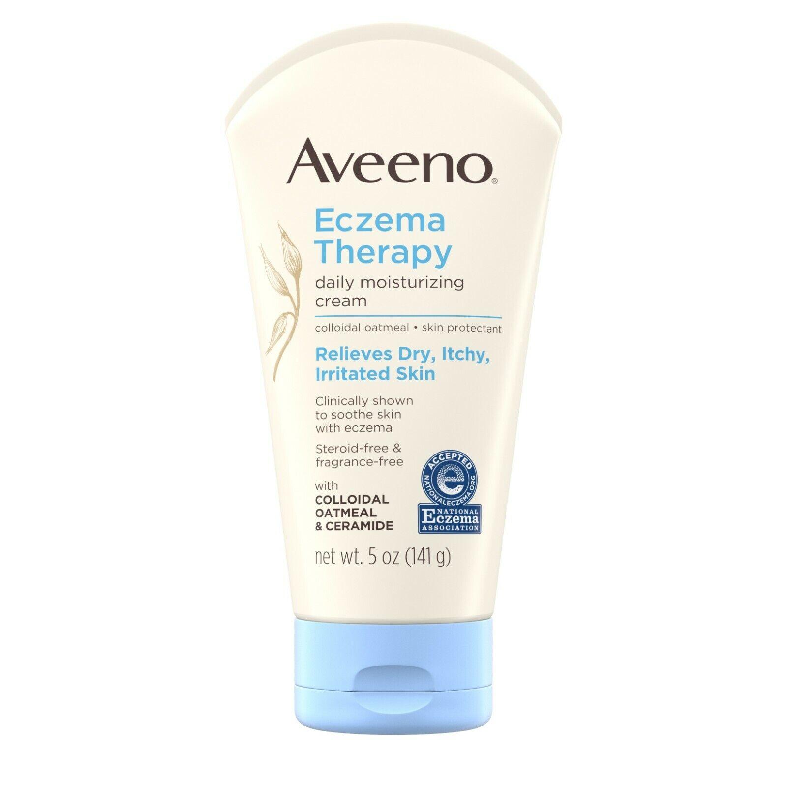Aveeno Eczema Therapy Daily Moisturizing Cream with Oatmeal