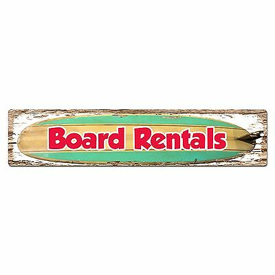 - SP0415 Board Rentals Chic Street Sign Bar Pub Store Shop Cafe Home Wall Decor