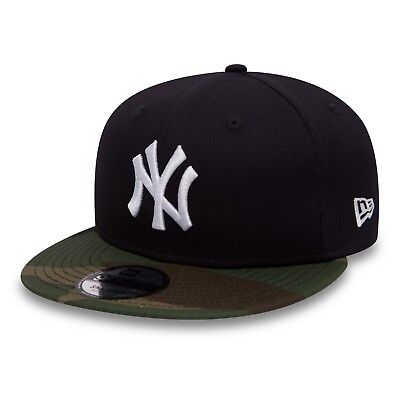 REDUCED.NEW ERA MENS 9FIFTY BASEBALL CAP.NEW YORK YANKEES TEAM CAMO SNAPBACK HAT