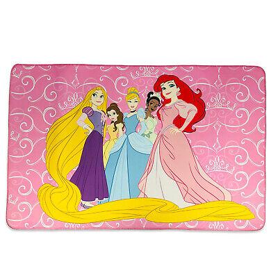 Alfombra Antideslizante de Cámara para Niños Disney Princesas 80x120cm 0830