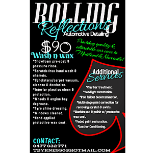 Rolling Reflections - Professional & Affordable Car Care Maitland Maitland Area Preview