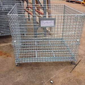 Collapsible Steel Mesh Cages Netley West Torrens Area Preview