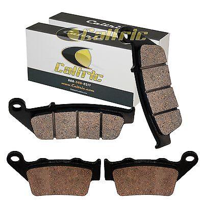 Front Rear Brake Pads for Yamaha 2JS-W0045-09-00 2JS-W0046-09-00 Zuma 125 YW125
