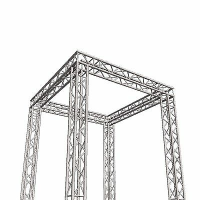 Global Truss Sq-10x10 Venue Square Displaytradeshowdj Booth