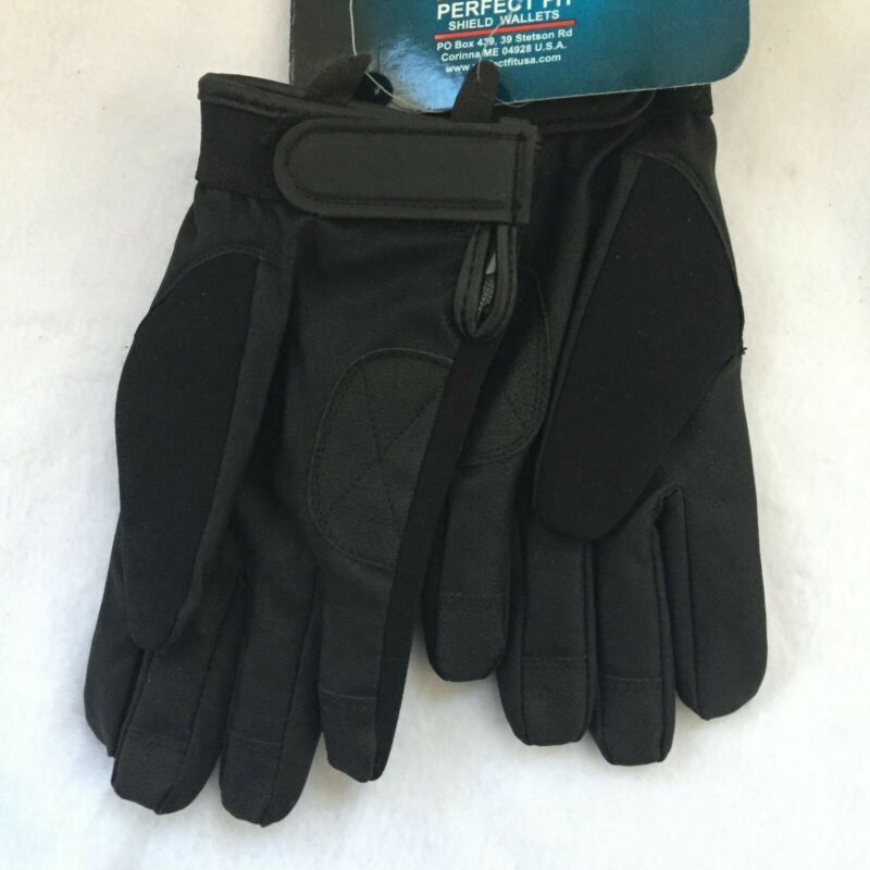 ArmorFlex Public Safety Gloves PFU-4 Cut-Resistance Leather Gloves Small