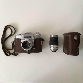 Vintage Voigtländer Bessamatic 35mm Camera