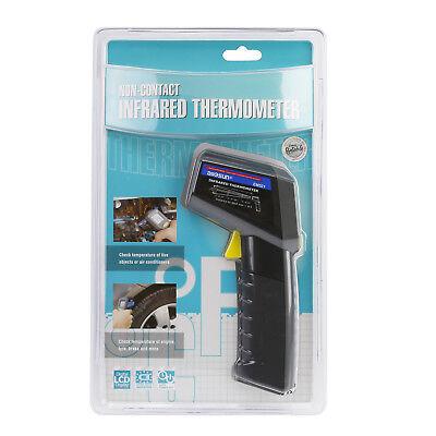 Infrared Temperature Gauge - Digital Handheld Non-Contact Infrared Temperature Gauge Thermometer Laser Gun