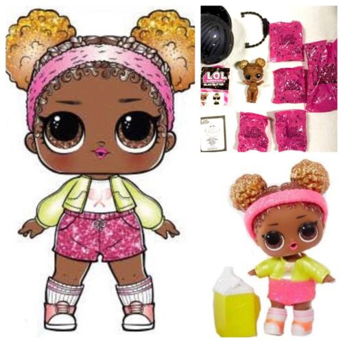 TOP Surprise Dolls Series 3-017 Wave 2 Big Sister Girl Gift SPIKE Confetti Pop
