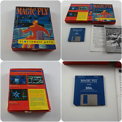 Magicfly A Electronic Arts Game for the Commodore Amiga Computer tested&working