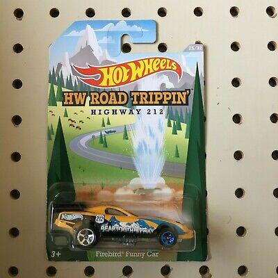 Hot Wheels Road Trippin' Firebird Funny Car