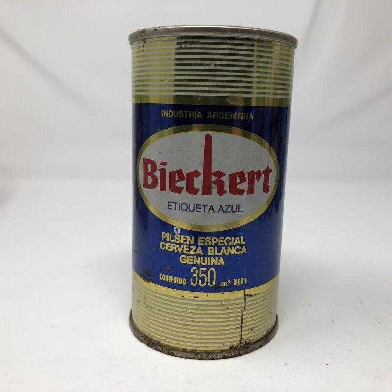 Bieckert Beer Can
