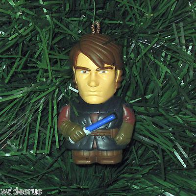 Star Wars Anakin Skywalker - Custom Christmas Tree Ornament Holiday Decoration