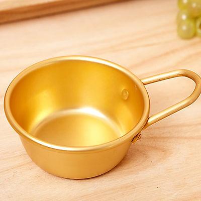 ABM Korean Rice Wine Aluminum Cup Bowl for Makgeolli Dongdongju Food bowl camp